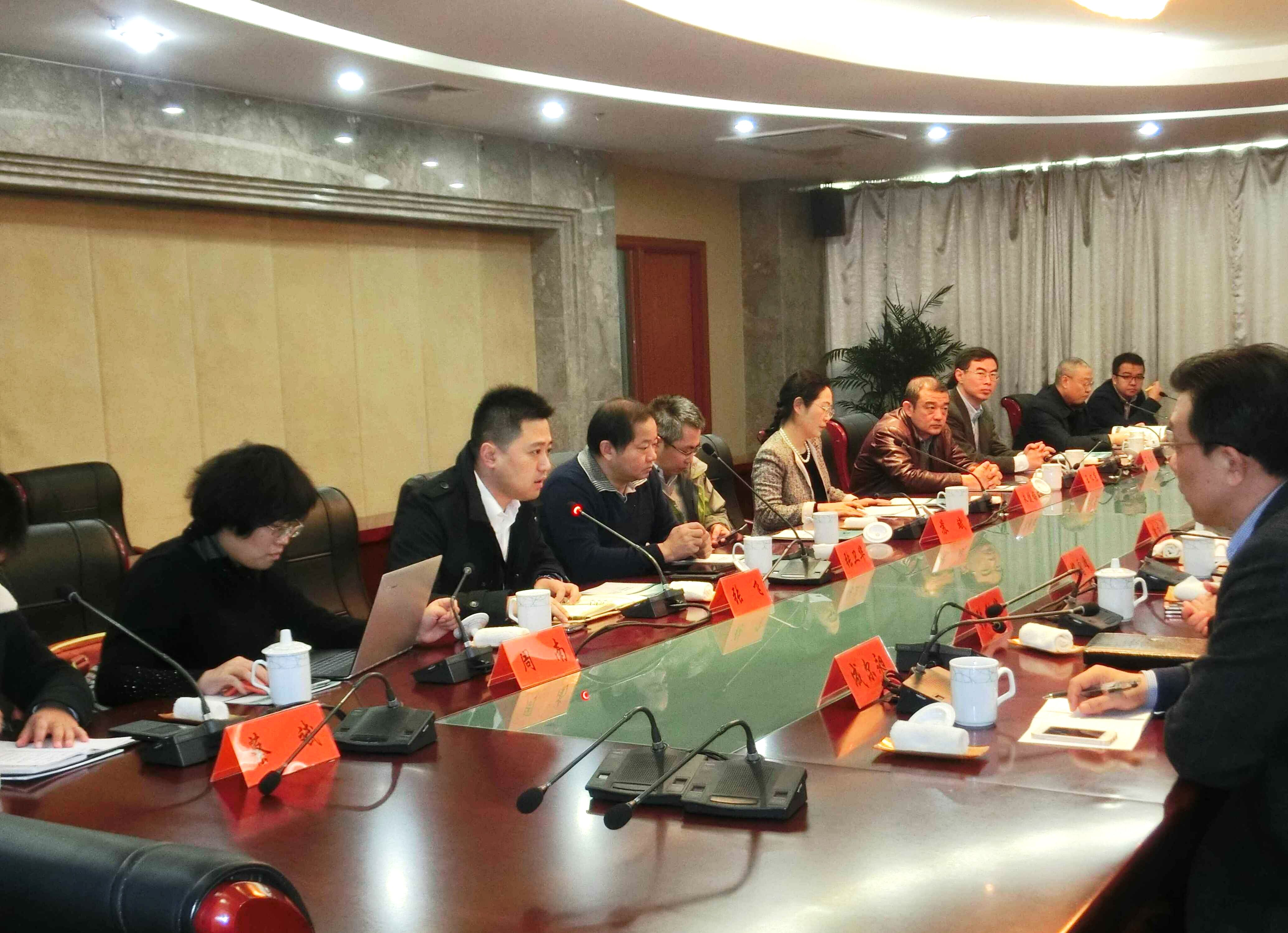 Yuan Zhida ,Yancheng city, Southwest Jiao tong university confirmed the research center construction scheme and determined the founded time and construction time